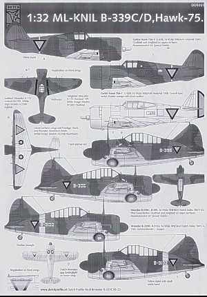 DUTCH PROFILE DECALS