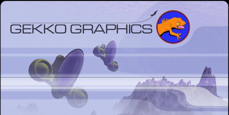 GEKKO GRAPHICS DECALS