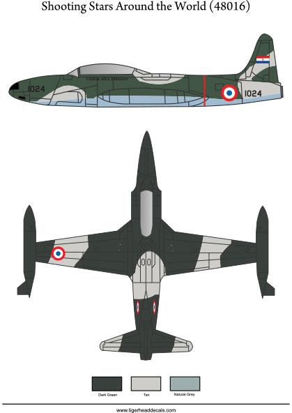 Thd on Lockheed P 80
